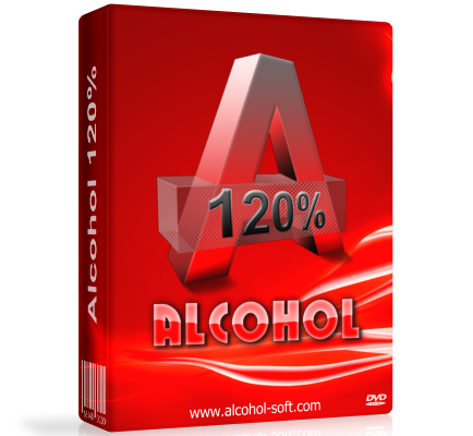 Alcohol 120% 2.1.0 Build 20601 Retail Rus + Repack KpoJIuK