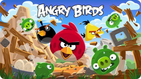 Изображение Angry Birds