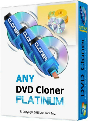Any DVD Cloner Platinum 1.3.7 Rus