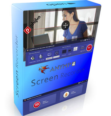 AnyMP4 Screen Recorder 1.1.30 Rus