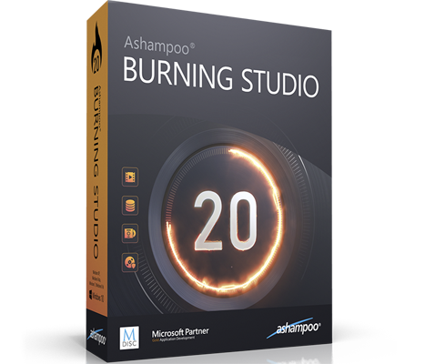 Ashampoo Burning Studio 20.0 Rus Portable