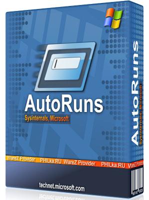 AutoRuns 13.96