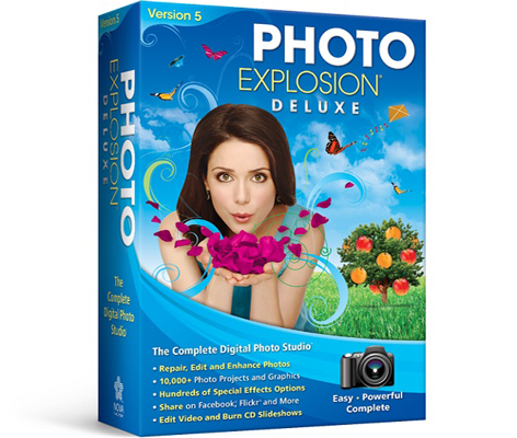 Avanquest Photo Explosion 5.09.26090 Deluxe