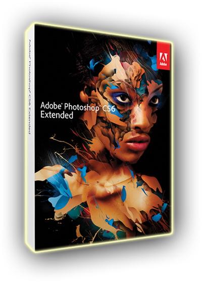 Изображение Adobe Photoshop CS6