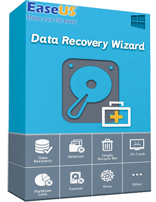 EaseUS Data Recovery Wizard 12.9.0 Technician Rus