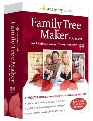 Family Tree Builder 8.0.0.8543 Rus