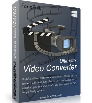 FonePaw Video Converter Ultimate 2.2.0 Rus