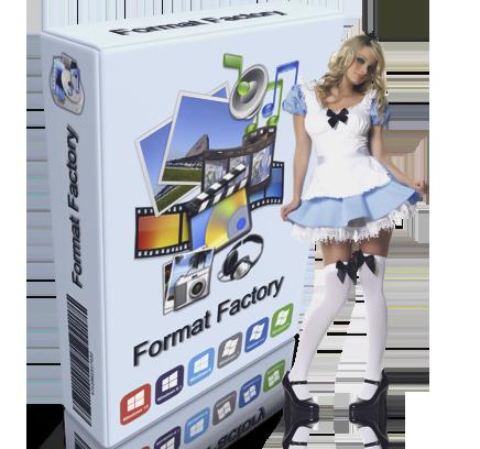 Format Factory 4.8.0.0 Rus