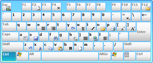 Hot Virtual Keyboard 9.0