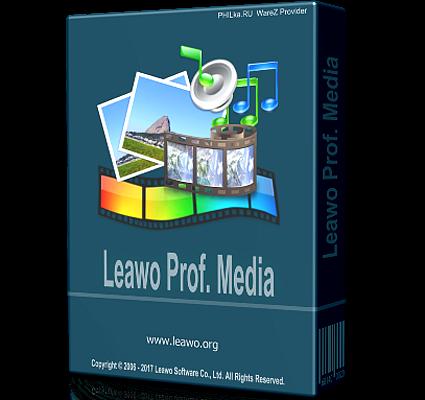 leawo prof. media 7.7.0.0 crack