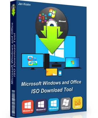 Microsoft Windows and Office ISO Download Tool 4.0.5