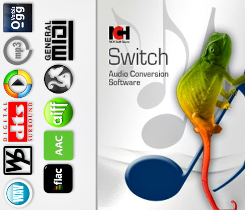 NCH Switch Sound File Converter Plus 5.19