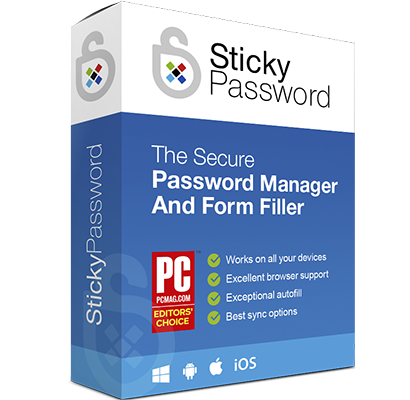 Sticky Password Premium 8.1.0.108 Rus