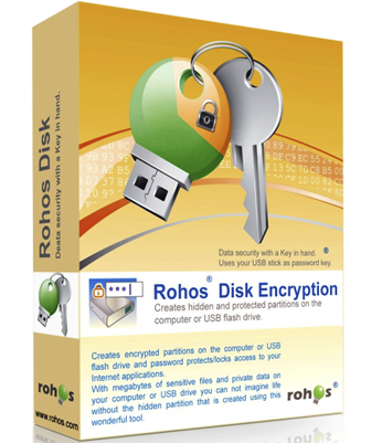 Rohos Disk Encryption 2.9 Rus