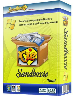 Sandboxie 5.26 Rus (repack by KpoJIuK)