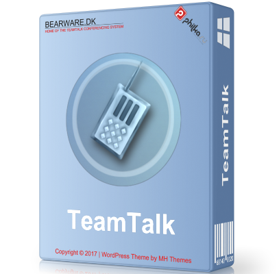 TeamTalk 5.0 RC2 / 4.6.3