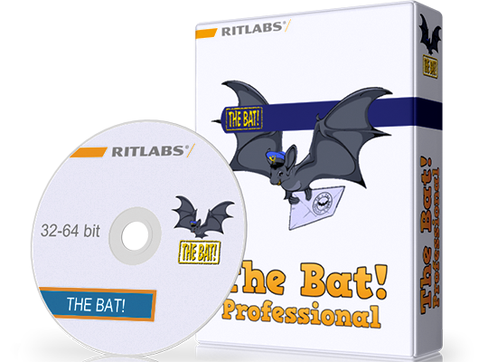 The Bat! Pro 6.8.4