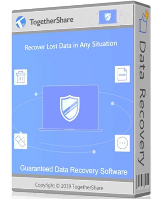 TogetherShare Data Recovery 6.8 AdvancedPE Rus