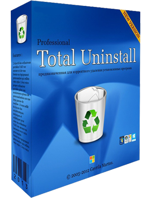 Total Uninstall 6.20 Pro Rus