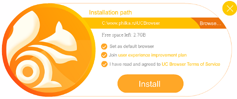 UC Browser 5.4.5426.1034
