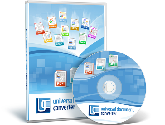 Universal Document Converter 6.8 Rus