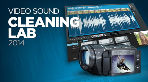 MAGIX Video Sound Cleaning Lab 2014