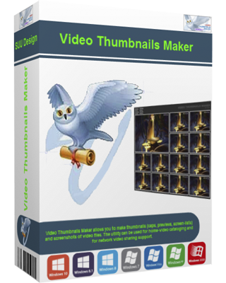 Video Thumbnails Maker Platinum 11.0.0.2 Multilingual