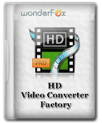 WonderFox HD Video Converter Factory Pro 17.1 Rus