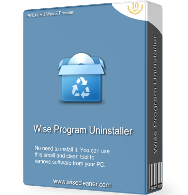 Wise Program Uninstaller 1.71