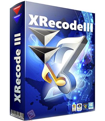 الصوتيات وإستخراج الفيديو xrecode 1.85